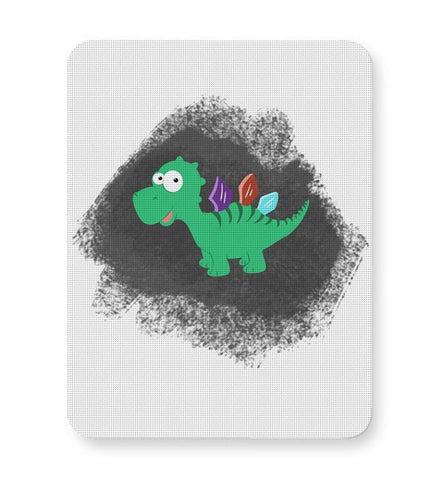 Buy Mousepads Online India | Vilupt Dinosaur Mouse Pad Online India
