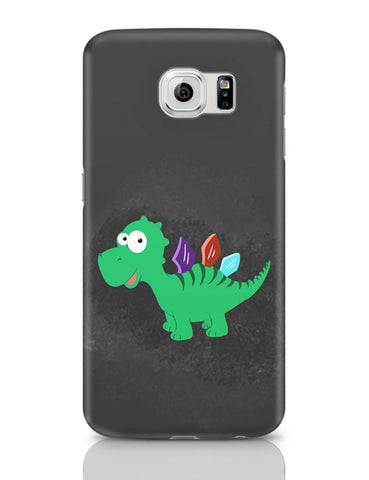 Samsung Galaxy S6 Covers | Vilupt Dinosaur Samsung Galaxy S6 Case Covers Online India