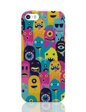 iPhone 5 / 5S Cases & Covers | Monster Oye! iPhone 5 / 5S Case Cover Online India