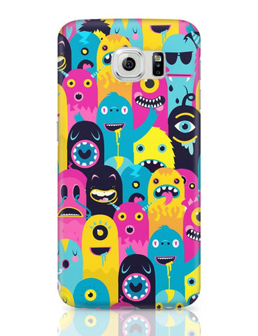 Samsung Galaxy S6 Covers | Monster Oye! Samsung Galaxy S6 Case Covers Online India