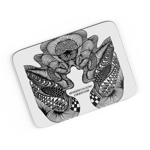 Collective Progressive A4 Mousepad Online India