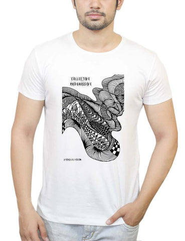 Buy Collective Progressive T-Shirts Online India | Collective Progressive T-Shirt | PosterGuy.in
