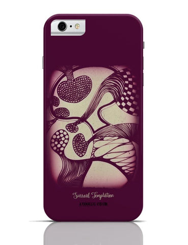 Surreal Temptation iPhone 6 / 6S Covers Cases