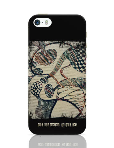 The Beginning of the End iPhone 5/5S Covers Cases Online India