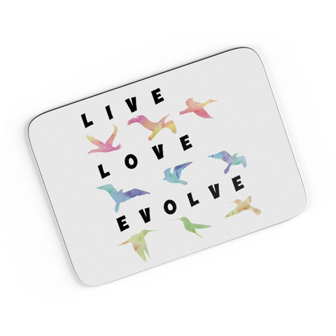 Live Love Evolve A4 Mousepad Online India