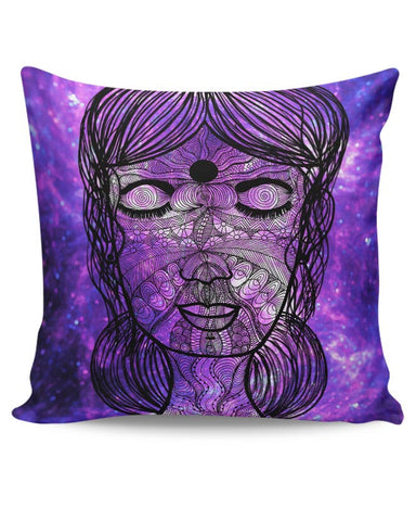 Arth Magnetic Yogi Cushion Cover Online India