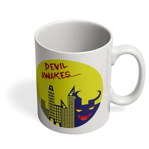 Coffee Mugs Online | Devil Awakes Mug Online India