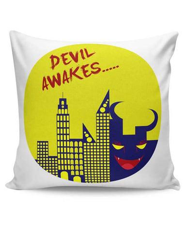 PosterGuy | Devil Awakes Cushion Cover Online India