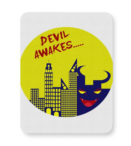 Buy Mousepads Online India | Devil Awakes Mouse Pad Online India