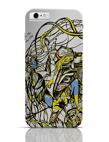 iPhone 6/6S Covers & Cases | Lord Shiva On Duke 390 iPhone 6 Case Online India