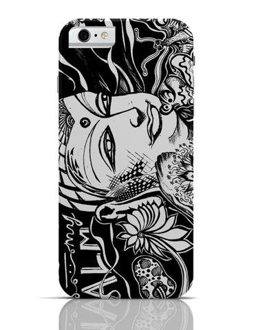 iPhone 6/6S Covers & Cases | Calm Is My Balm - The Buddha iPhone 6 / 6S Case Cover Online India