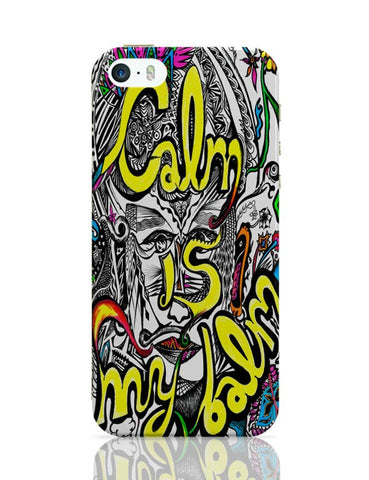 iPhone 5 / 5S Cases & Covers | Calm In Bloom iPhone 5 / 5S Case Cover Online India