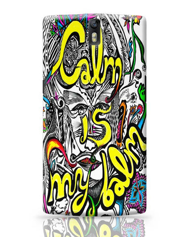 OnePlus One Covers | Calm In Bloom OnePlus One Case Cover Online India