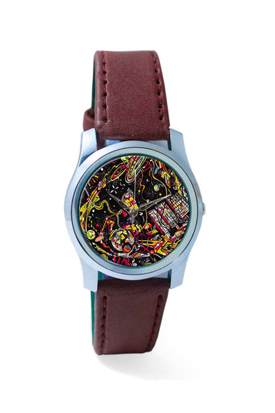 Women Wrist Watch India | Posterguy in space Wrist Watch Online India