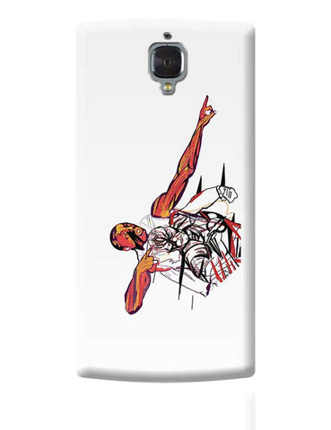Usain the lightning Bolt OnePlus 3 Covers Cases Online India