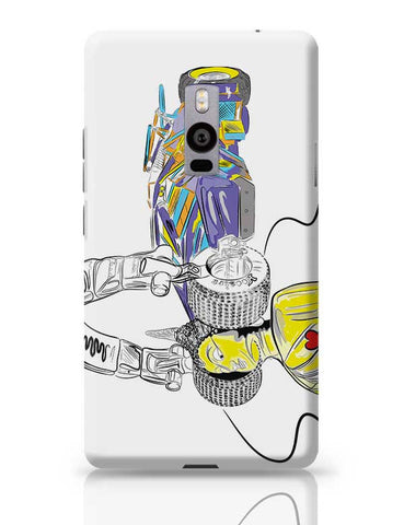 Buddha's calm soundtrack OnePlus Two Covers Cases Online India