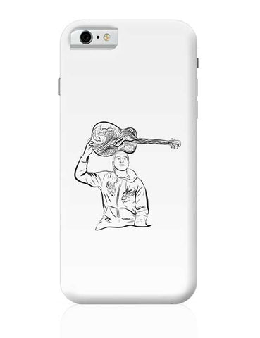 Jack Johnson surfing melodic waves iPhone 6 / 6S Covers Cases
