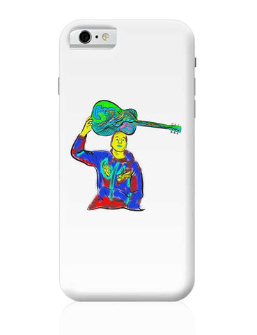 Jack Johnson surfing the blues  iPhone 6 / 6S Covers Cases