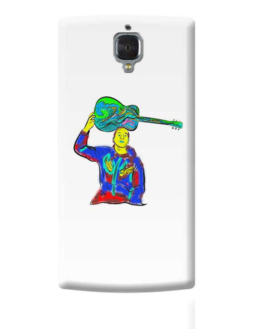 Jack Johnson surfing the blues  OnePlus 3 Covers Cases Online India