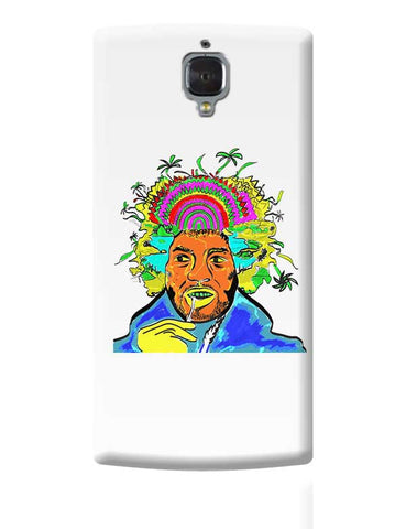 Jimi Hendrix and his hair raising utopia  OnePlus 3 Covers Cases Online India