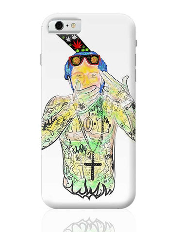 Lil Wayne - Gunshot to the head iPhone 6 / 6S Covers Cases