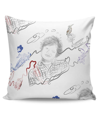 Ed Sheeran Thinking Out Loud  Cushion Cover Online India