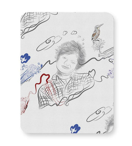 Ed Sheeran Thinking Out Loud  Mousepad Online India