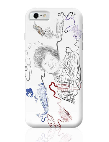 Ed Sheeran Thinking Out Loud  iPhone 6 / 6S Covers Cases