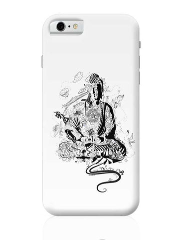 'Bee' Buddha iPhone 6 / 6S Covers Cases