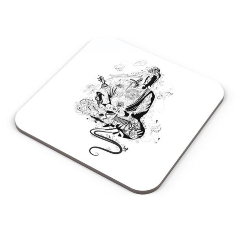 'Bee' Buddha Coaster Online India