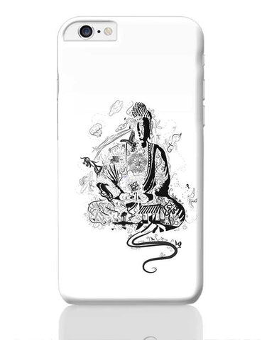 'Bee' Buddha iPhone 6 Plus / 6S Plus Covers Cases Online India