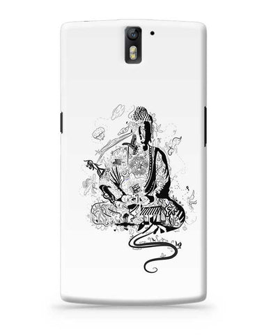 'Bee' Buddha OnePlus One Covers Cases Online India