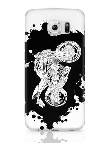 ER-6N  the Ninja warrior  Samsung Galaxy S6 Covers Cases Online India