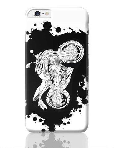 ER-6N  the Ninja warrior  iPhone 6 Plus / 6S Plus Covers Cases Online India