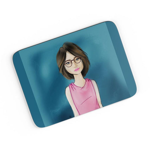 Whatchu lookin at A4 Mousepad Online India