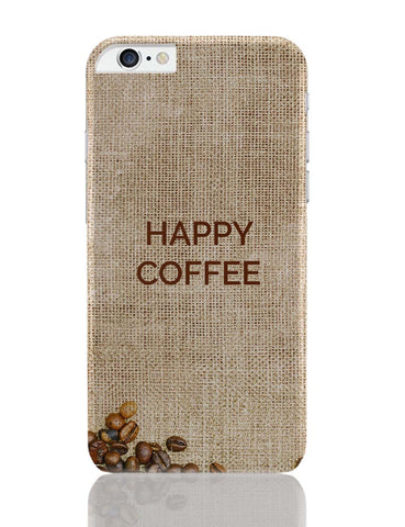 iPhone 6 Plus/iPhone 6S Plus Covers | Coffee iPhone 6 Plus / 6S Plus Covers Online India