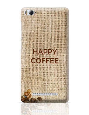 Xiaomi Mi 4i Covers | Coffee Xiaomi Mi 4i Case Cover Online India