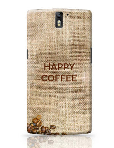 OnePlus One Covers | Coffee OnePlus One Case Cover Online India