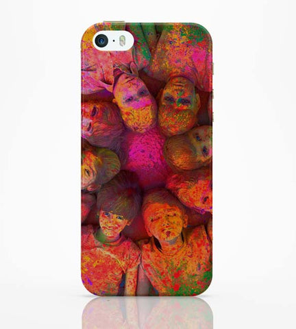 iPhone 5 / 5S Cases & Covers | Holi iPhone 5 / 5S Case Online India