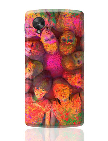 Google Nexus 5 Covers | Holi Google Nexus 5 Case Cover Online India