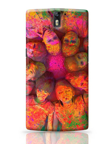 OnePlus One Covers | Holi OnePlus One Case Cover Online India
