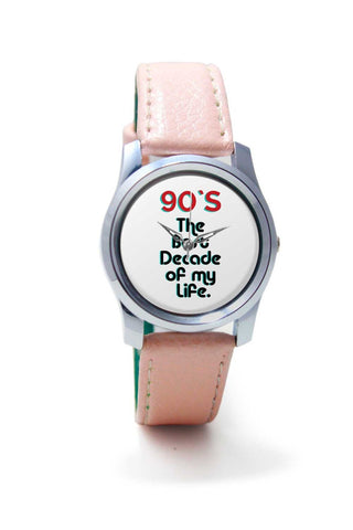 Women Wrist Watch India | 90`S Wrist Watch Online India
