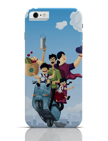 iPhone 6/6S Covers & Cases | Indian Family iPhone 6 / 6S Case Cover Online India
