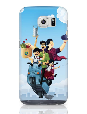 Samsung Galaxy S6 Covers | Indian Family Samsung Galaxy S6 Case Covers Online India