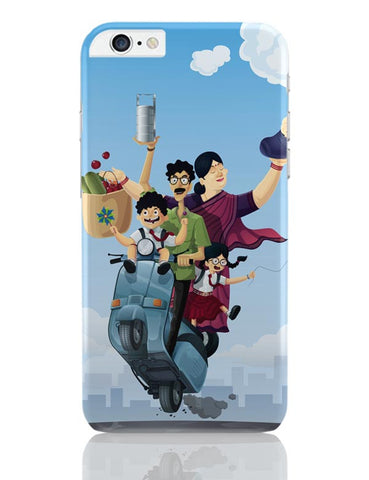 iPhone 6 Plus/iPhone 6S Plus Covers | Indian Family iPhone 6 Plus / 6S Plus Covers Online India