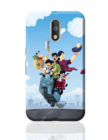 Indian Family Moto G4 Plus Online India