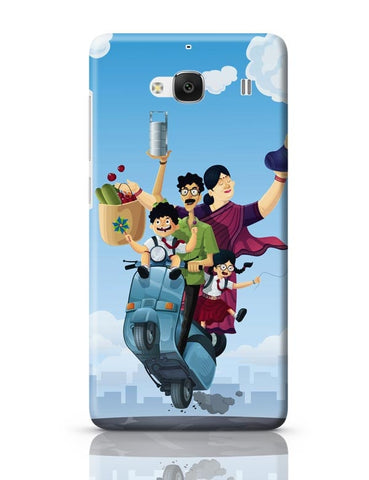 Xiaomi Redmi 2 / Redmi 2 Prime Cover| Indian Family Redmi 2 / Redmi 2 Prime Case Cover Online India