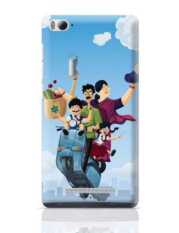 Xiaomi Mi 4i Covers | Indian Family Xiaomi Mi 4i Case Cover Online India