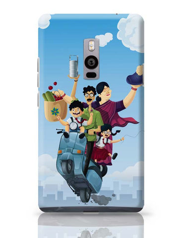 OnePlus Two Covers | Indian Family OnePlus Two Case Cover Online India