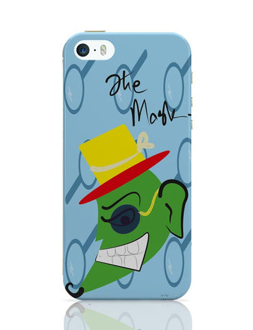 iPhone 5 / 5S Cases & Covers | The Mask ! iPhone 5 / 5S Case Cover Online India